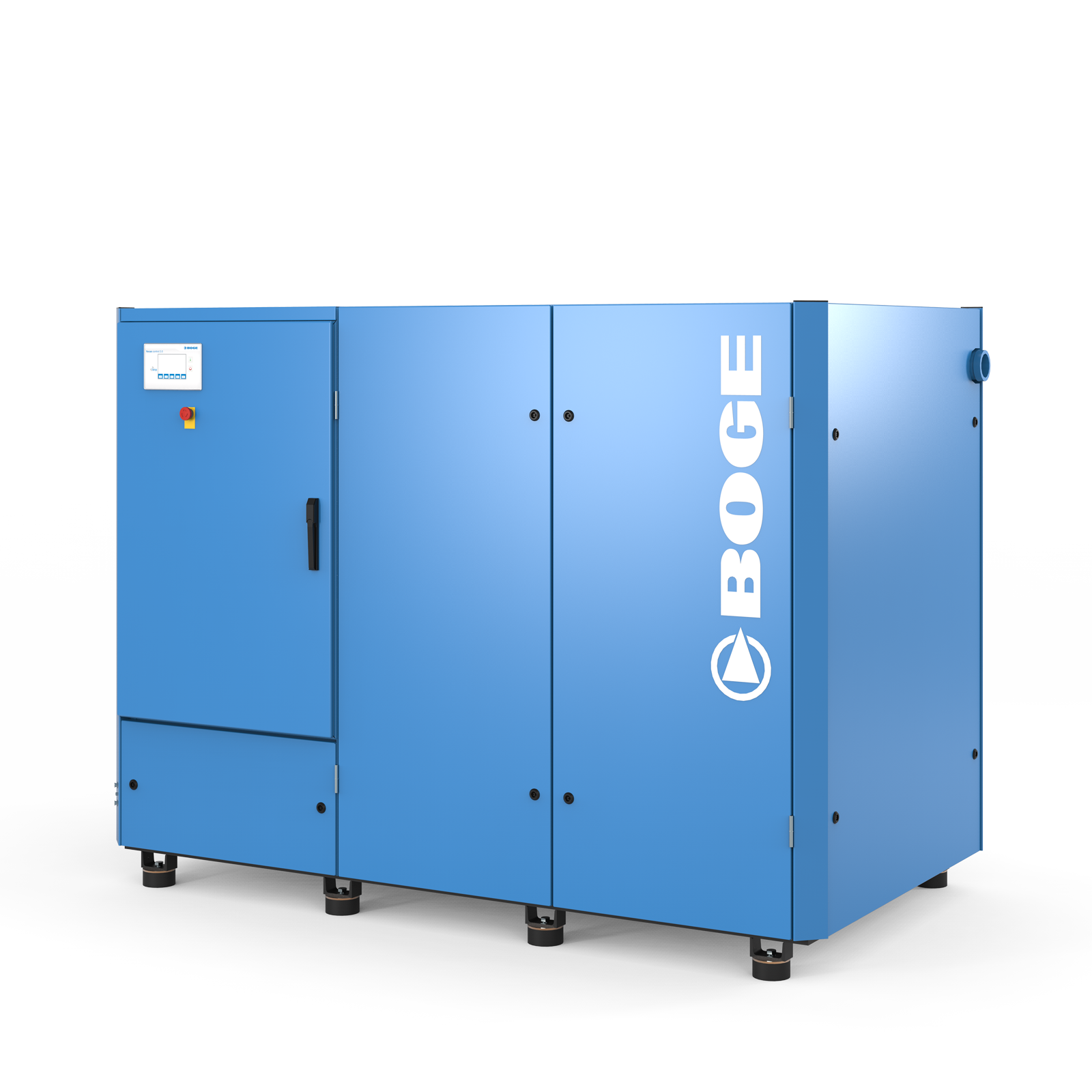 BOGE S 101 Screw Compressor